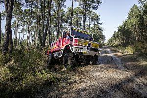 U 5023 (U 437.437) - Feuerwehr Waldbrandbekämpung Südfrankreich