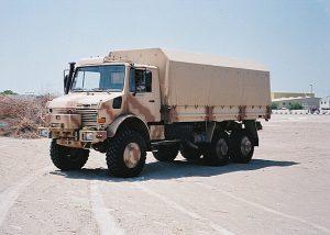 U 2450 L 6X6, (437.156)