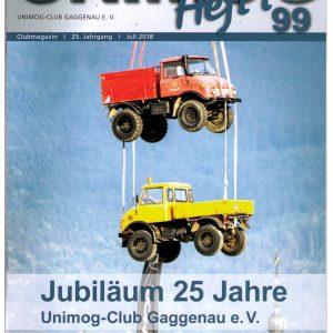 Unimog Heft´l Nr. 99