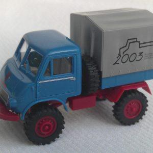 Modell MB U 402 (wasserblau)