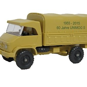 """Modell MB U 404 S """"60 Jahre Unimog S"""" (hellbeige)"""
