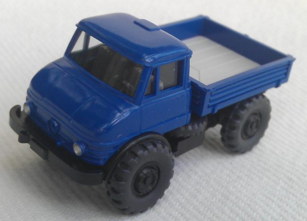 Modell MB U 406 (enzianblau)