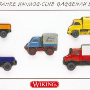 "Modellset"" 10-Jahre UCG"" 2003"