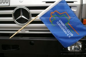 Fahne UCG 60 x 40 cm (ohne Fahnenstange)