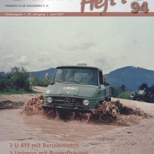 Unimog Heft´l Nr. 94