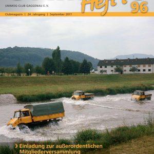 Unimog Heft´l Nr. 96