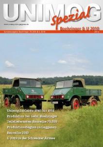 Unimog Spezial Boehringer & U 2010