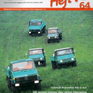Unimog Heft´l Nr. 64