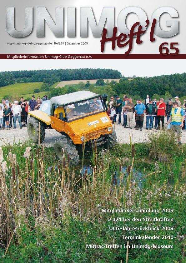 Unimog Heft´l Nr. 65